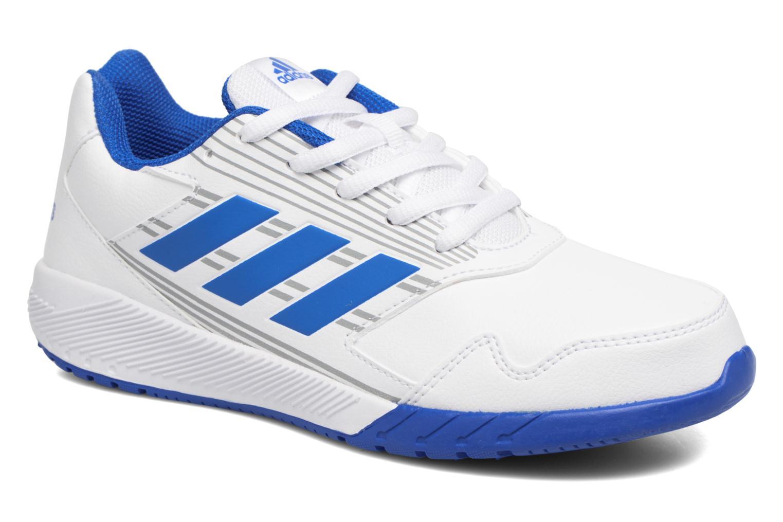 Sportssko Adidas Performance Altarun K Blå detaljeret billede af skoene