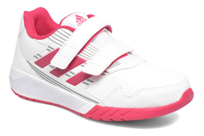 Baskets Adidas Performance Altarun Cf K Blanc vue détail/paire