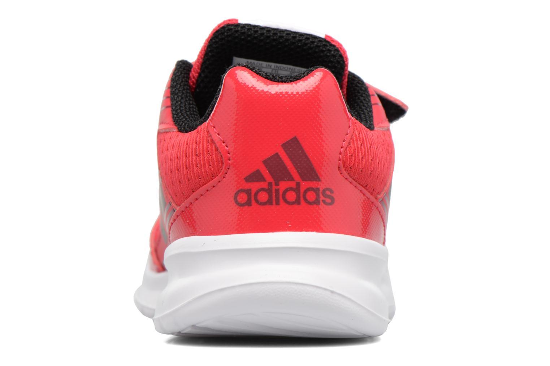 Deportivas Adidas Performance Altarun Cf I Rojo vista lateral derecha