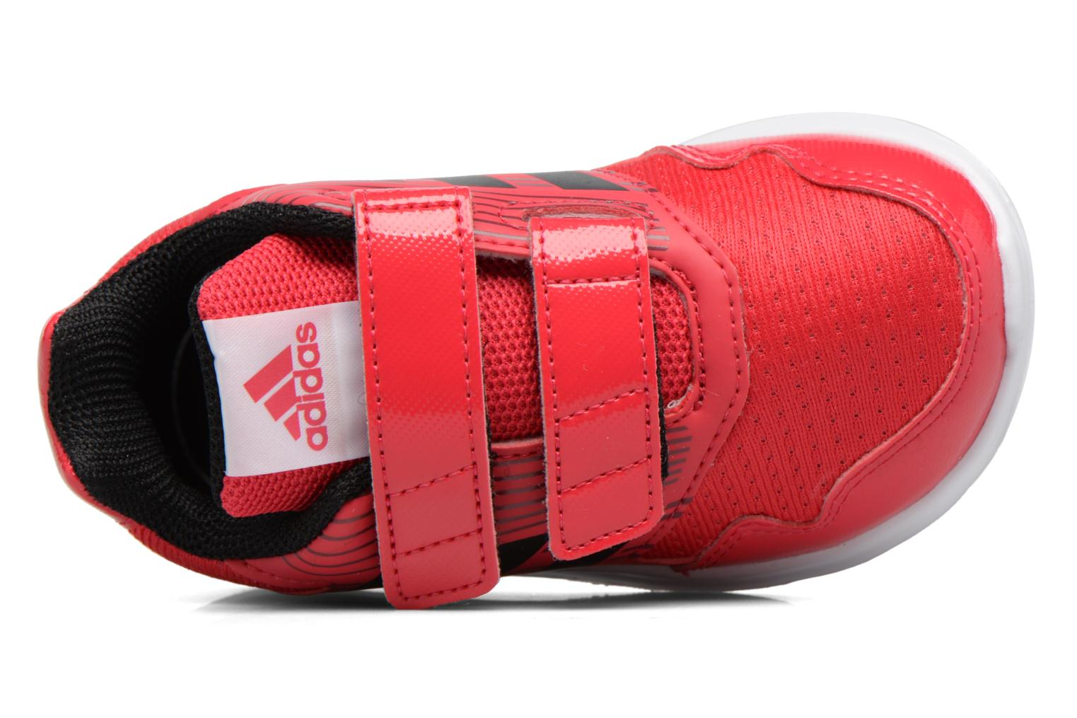 Sneakers Adidas Performance Altarun Cf I Rosso immagine sinistra