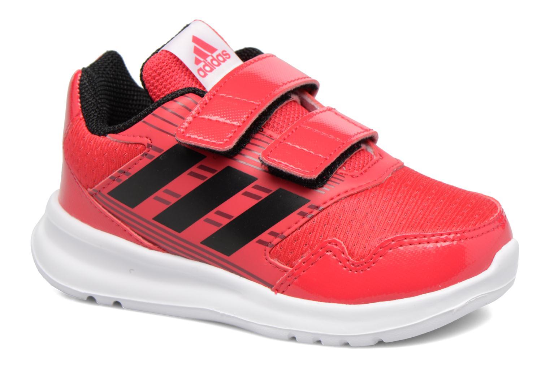 Deportivas Adidas Performance Altarun Cf I Rojo vista de detalle / par