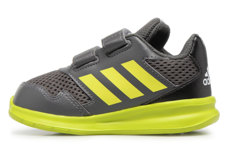 Sneakers Adidas Performance Altarun Cf I Grigio immagine frontale