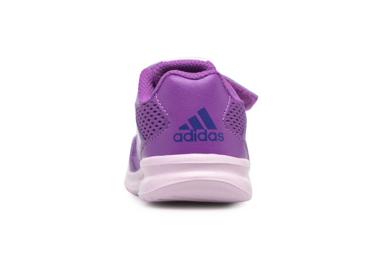 Sneakers Adidas Performance Altarun Cf I Lilla Se fra højre