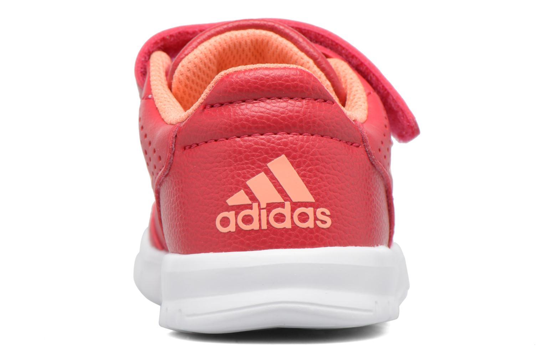 Sneaker Adidas Performance Altasport Cf I rosa ansicht von rechts