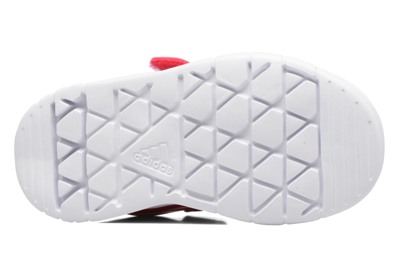Baskets Adidas Performance Altasport Cf I Rose vue haut