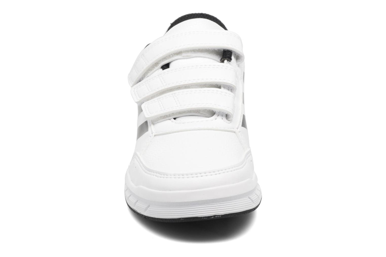 Baskets Adidas Performance Altasport Cf K Blanc vue portées chaussures