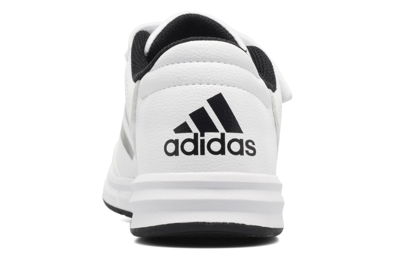 Baskets Adidas Performance Altasport Cf K Blanc vue droite