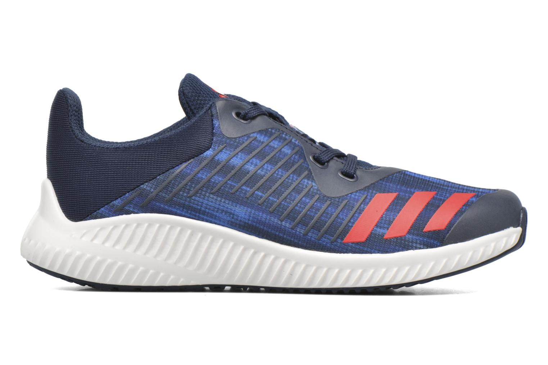 Baskets Adidas Performance Fortarun K Bleu vue derrière