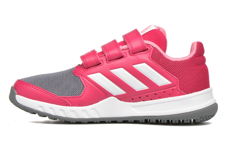 Sneaker Adidas Performance Fortagym Cf K rosa ansicht von vorne