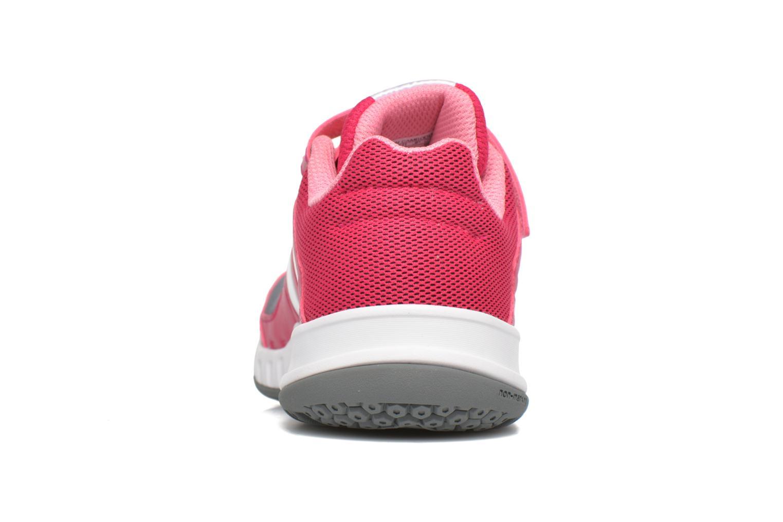 Sneaker Adidas Performance Fortagym Cf K rosa ansicht von rechts