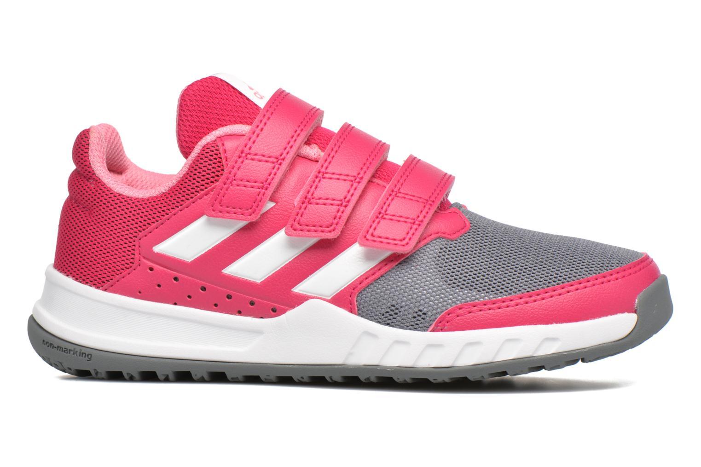 Sneaker Adidas Performance Fortagym Cf K rosa ansicht von hinten