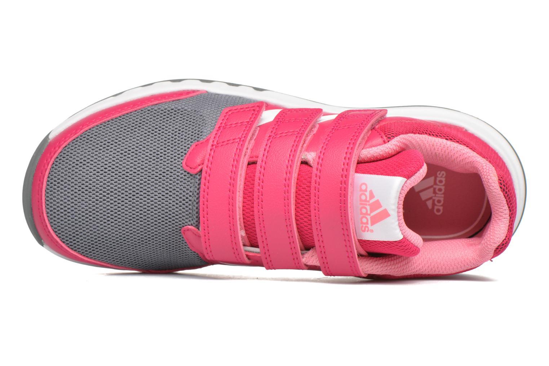 Sneaker Adidas Performance Fortagym Cf K rosa ansicht von links