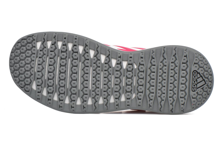 Sneaker Adidas Performance Fortagym Cf K rosa ansicht von oben