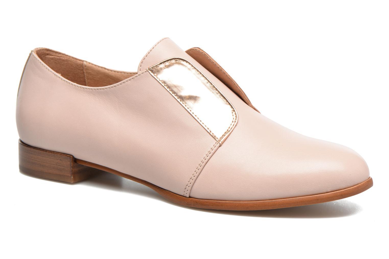 Tadaa - Chaussures À Lacets Pour Femmes / Rose Géorgie j3FXD3