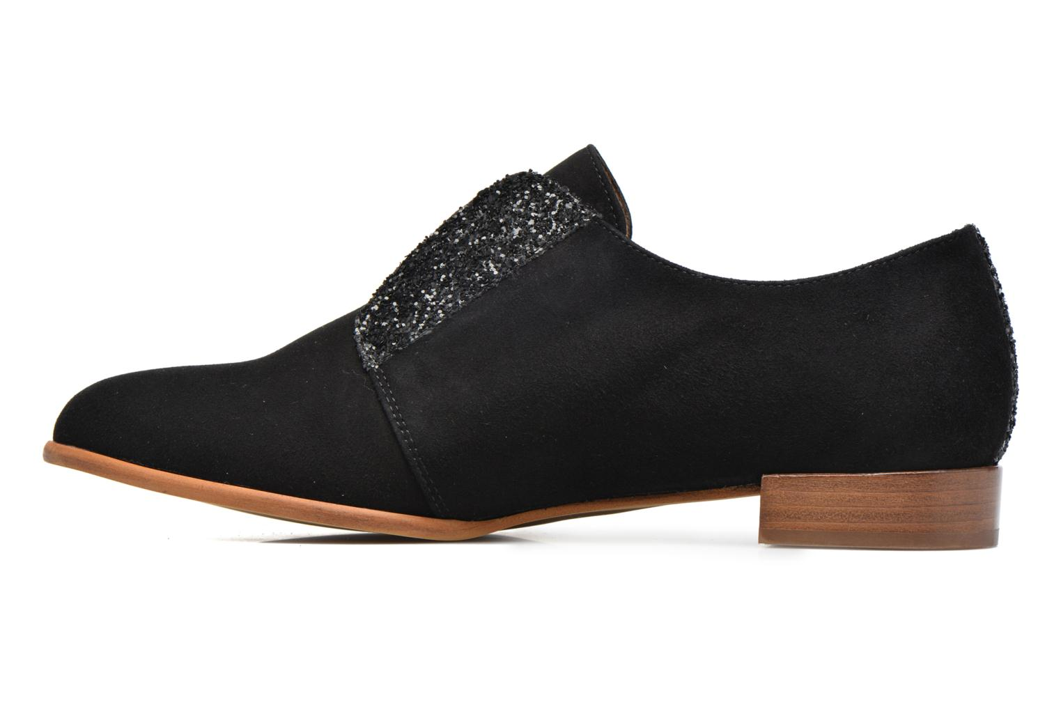 Lace-up shoes Georgia Rose Tadaa Black front view
