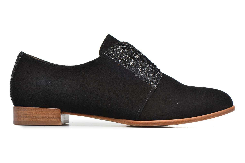 Lace-up shoes Georgia Rose Tadaa Black back view