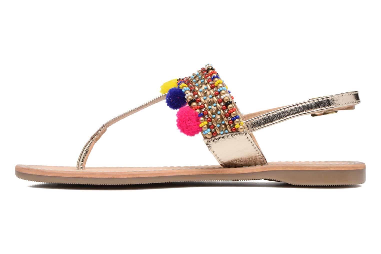 Sandals Les Tropéziennes par M Belarbi Oct Multicolor front view