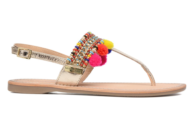 Sandals Les Tropéziennes par M Belarbi Oct Multicolor back view