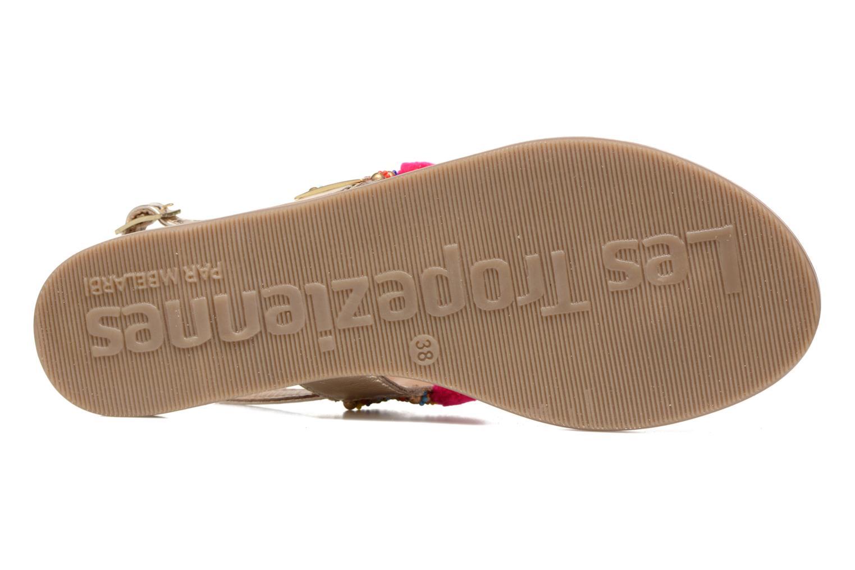 Sandals Les Tropéziennes par M Belarbi Oct Multicolor view from above