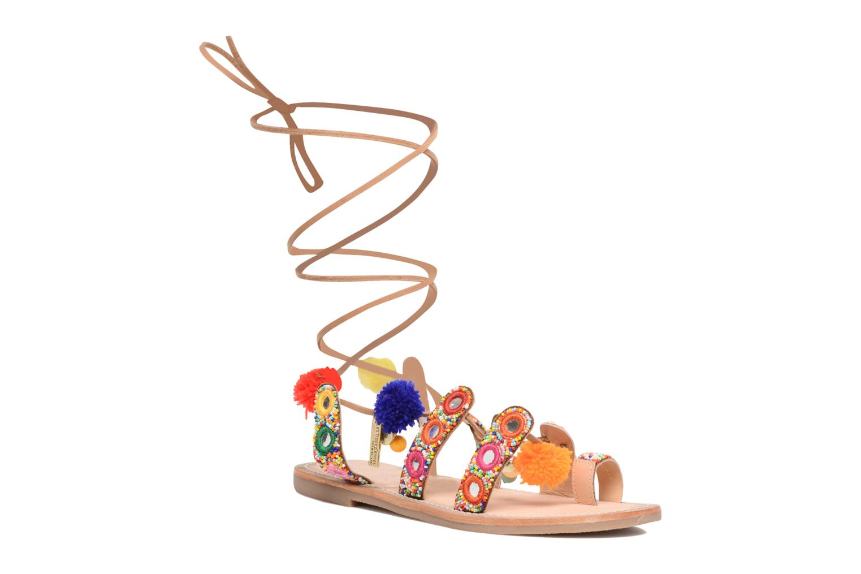 Sandaler Les Tropéziennes par M Belarbi Orea Multi detaljeret billede af skoene