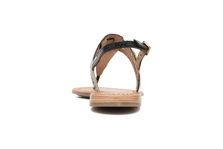Sandalen Les Tropéziennes par M Belarbi Baraka Zwart rechts