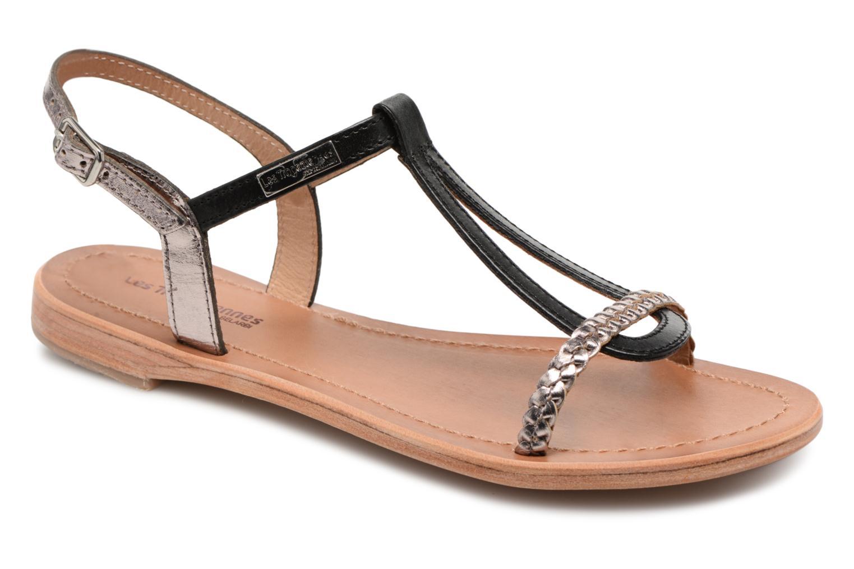 Zapatos promocionales Les Tropéziennes par M Belarbi Hatress (Negro) - Sandalias   Gran descuento