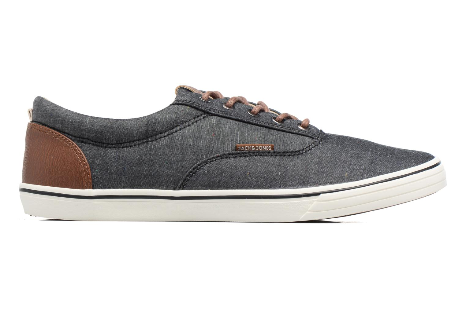 Baskets Jack & Jones JFW Vision Chambray Bleu vue derrière