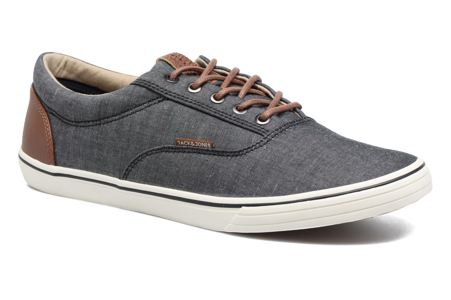 Baskets Jack & Jones JFW Vision Chambray Bleu vue détail/paire