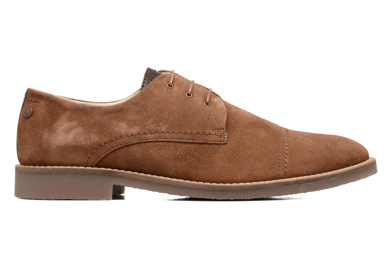 Chaussures à lacets Jack & Jones JFW Billy Suede Marron vue derrière