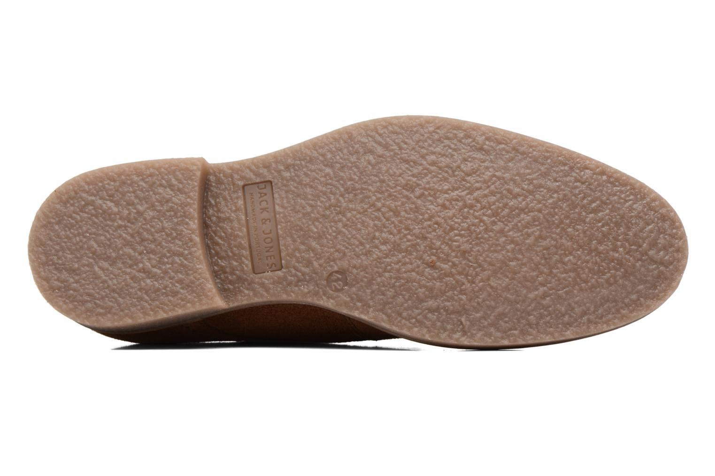 Chaussures à lacets Jack & Jones JFW Billy Suede Marron vue haut