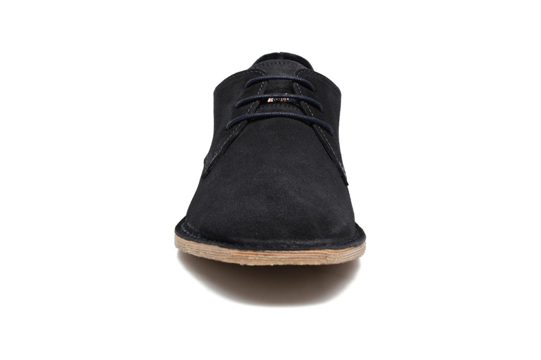 Chaussures à lacets Jack & Jones JFW Damon Bleu vue portées chaussures