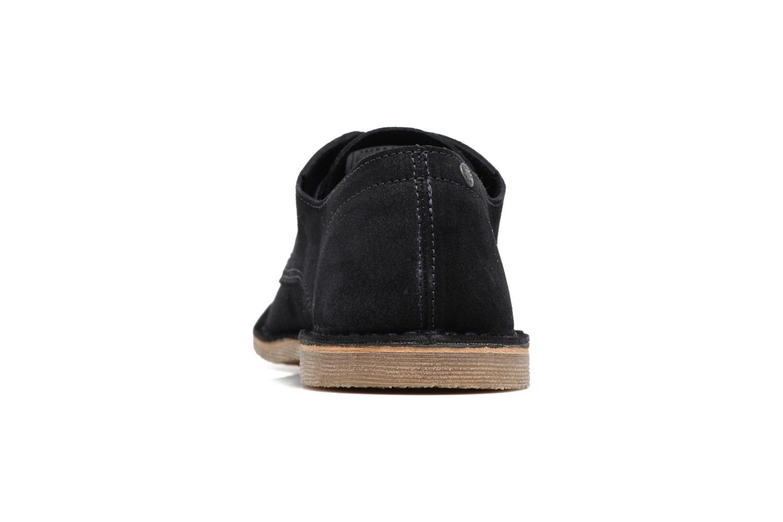 Chaussures à lacets Jack & Jones JFW Damon Bleu vue droite