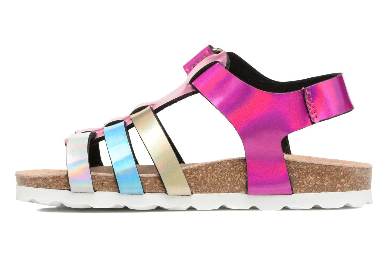 Sandales et nu-pieds Les Tropéziennes par M Belarbi Polina Multicolore vue face