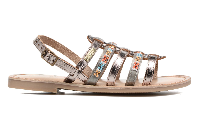 Sandali e scarpe aperte Les Tropéziennes par M Belarbi Mango Oro e bronzo immagine posteriore