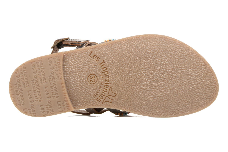 Sandaler Les Tropéziennes par M Belarbi Mango Guld og bronze se foroven