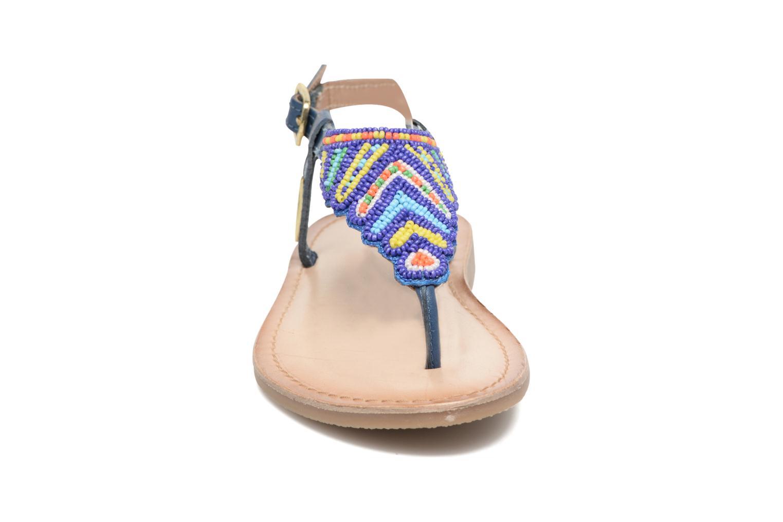 Sandalen Les Tropéziennes par M Belarbi Nuage blau schuhe getragen