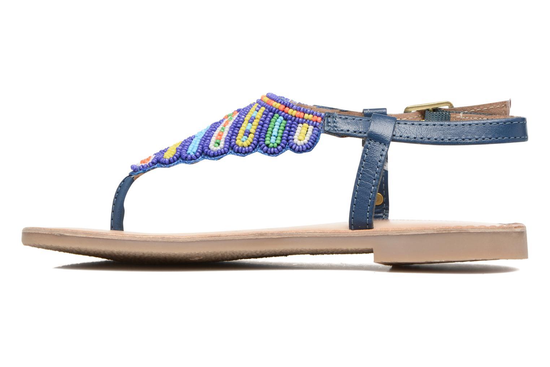 Sandalen Les Tropéziennes par M Belarbi Nuage blau ansicht von vorne