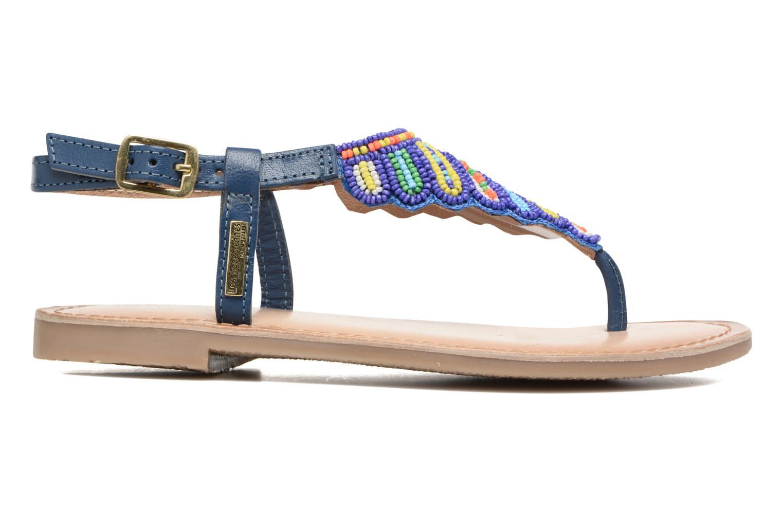 Sandalen Les Tropéziennes par M Belarbi Nuage blau ansicht von hinten