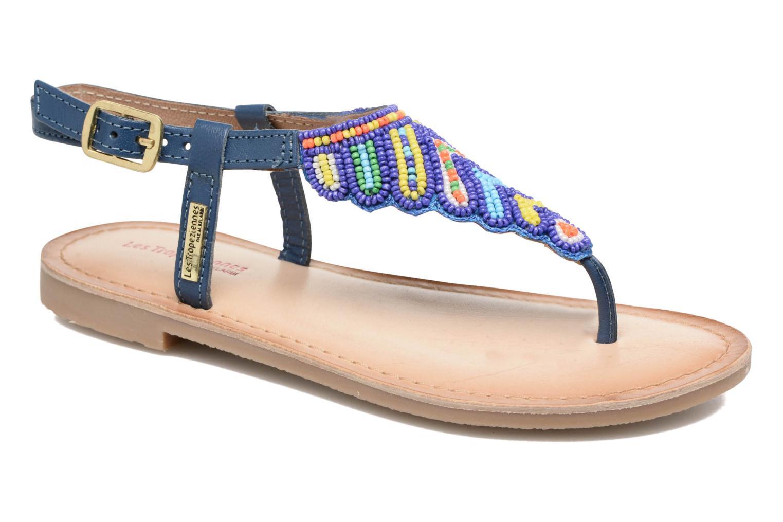Sandalen Les Tropéziennes par M Belarbi Nuage blau detaillierte ansicht/modell