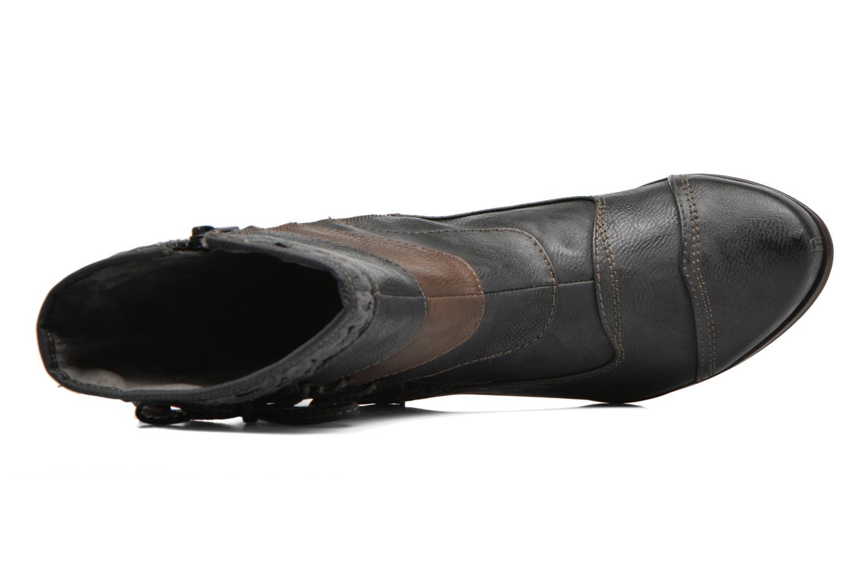 Bottines et boots Mustang shoes Amy Gris vue gauche