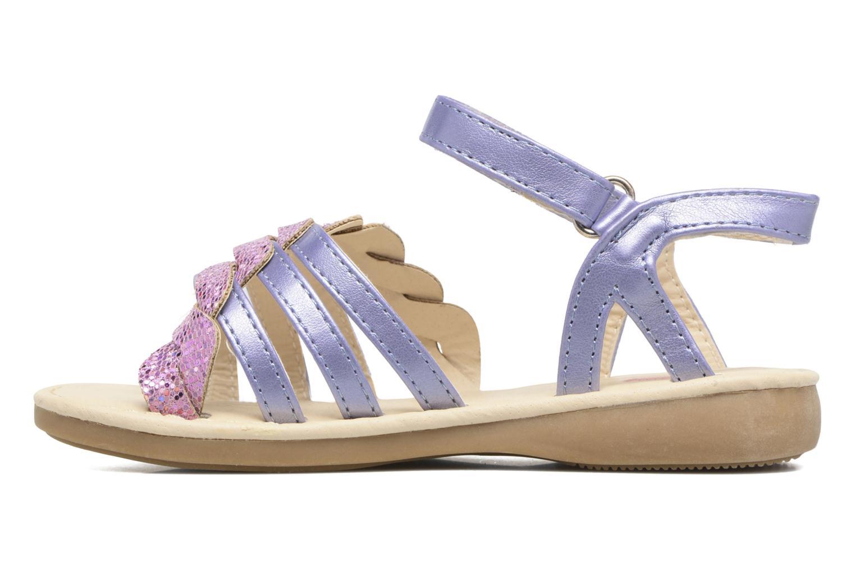 Sandalen NA! Feerie lila ansicht von vorne