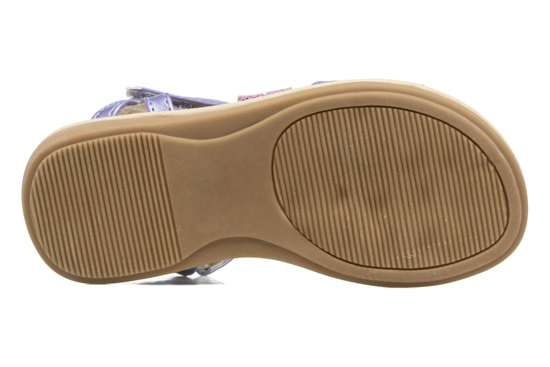 Sandaler NA! Feerie Lila bild från ovan