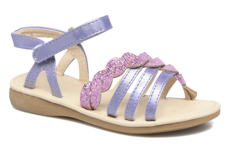 Sandalen NA! Feerie lila detaillierte ansicht/modell