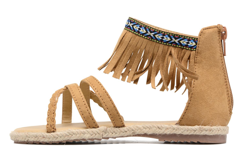 Sandali e scarpe aperte NA! Rash Marrone immagine frontale
