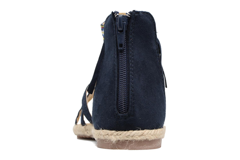 Sandali e scarpe aperte NA! Rash Azzurro immagine destra