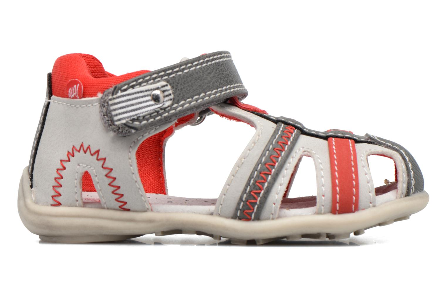Sandals NA! Angeliko Red back view