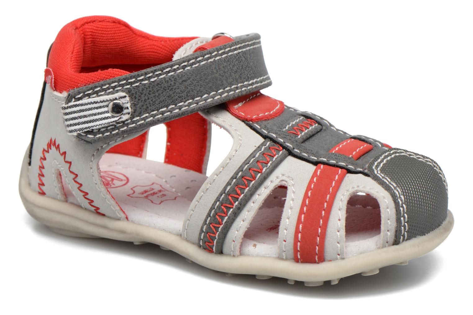 Sandals NA! Angeliko Red detailed view/ Pair view
