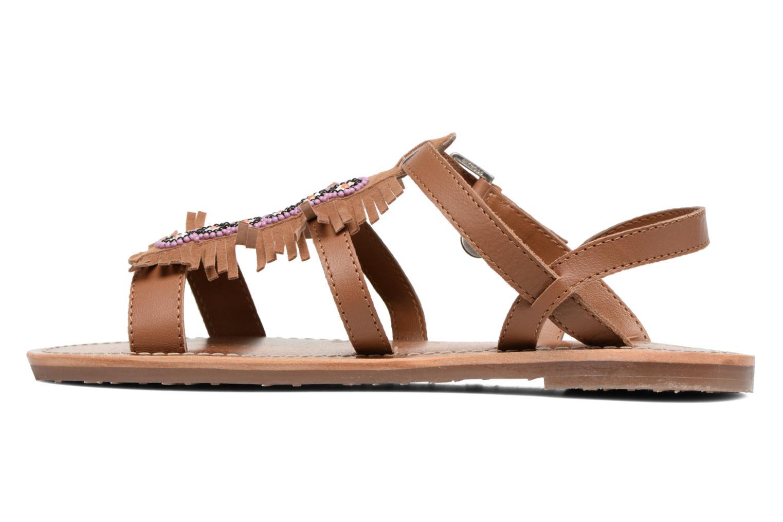 Sandales et nu-pieds Pepe jeans Maya Indian Marron vue face