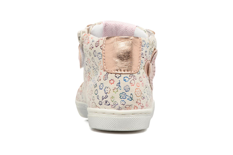 Sneakers Romagnoli Carla Wit rechts