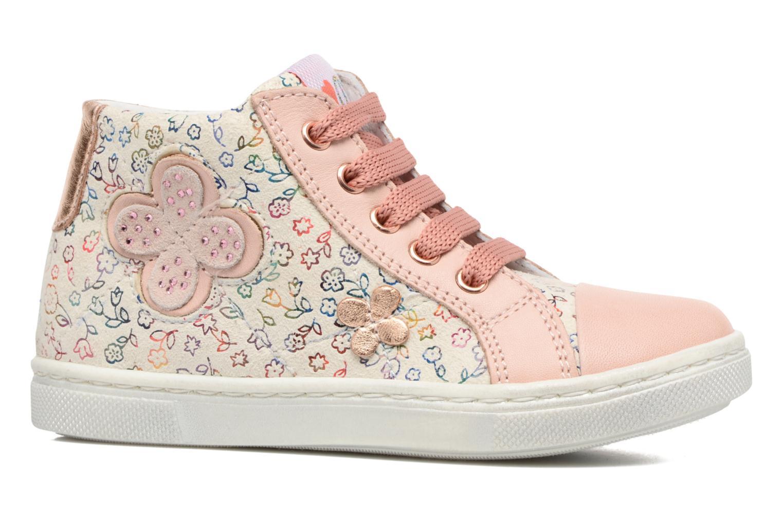 Sneakers Romagnoli Carla Wit achterkant